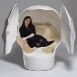 Sensory Deprivation Skull Atelier Van Lieshout 2