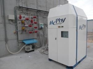 McPhy oplossing in Japan.
