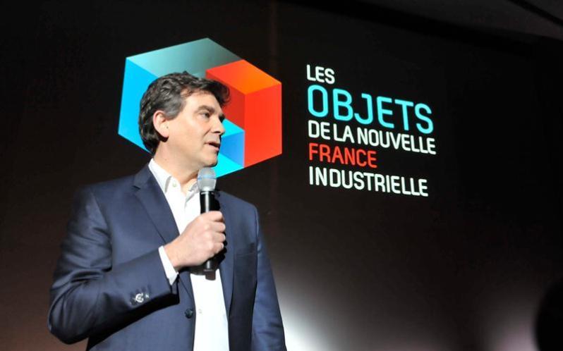 Les objets de la nouvelle France industrielle