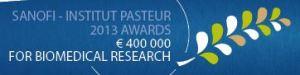 Sanofi Pasteur Award