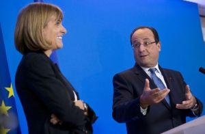 Anne Lauvergeon en President François Hollande