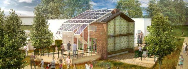 Pret-a-Loger. De Nederlandse inzending voor de Solar Decathlon 2014 in Versailles
