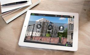 Het platform van Intent Technologies biedt applicaties om het energieverbruik in realtime te beheren. (Bron: L'Usine Nouvelle 6 februari 2014)
