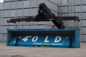 De 4Fold container