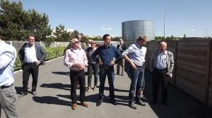 Inspirerend bezoek aan het Biorefinerycluster in Pomacle-Bazancourt