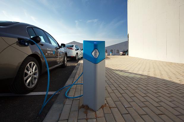 Elektrische Auto Krijgt Van Franse Overheid Extra Steun In De Rug