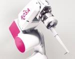 Rosa de hersenchirurgierobot van Medtech (Bron: Medtech)