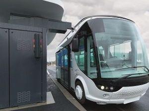 BlueTram met halte  (Bron: http://www.mobilite-durable.org/)