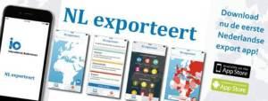 App voor exporterend NL