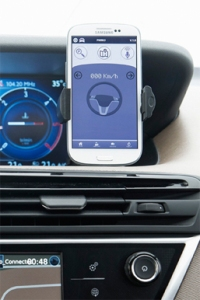Car Easy Apps voor PSA's connected car (Bron: PSACitroën)