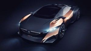 Concept car PSA (Bron: PSA)
