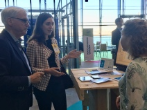 Connecting with Dutch entrepreneurs at the conference