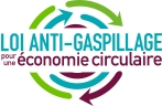 Loi anti-gaspillage_logo