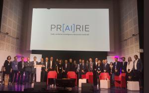 PRAIRIE-3IA inauguratie